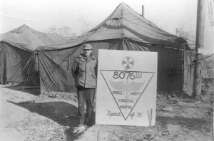 LTC-Kryder-E-Van-Buskirk-Commander-of-the-8076th-MASH-in-Kunu-Ri-Korea-November-27