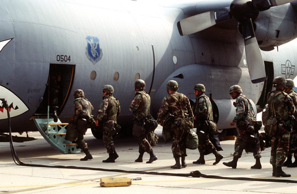 Rapid deployment to battle epidemics is key to winning.
