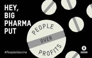 Should Pharma choose people over profit?