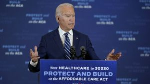 Biden Healthcare Reform 2021